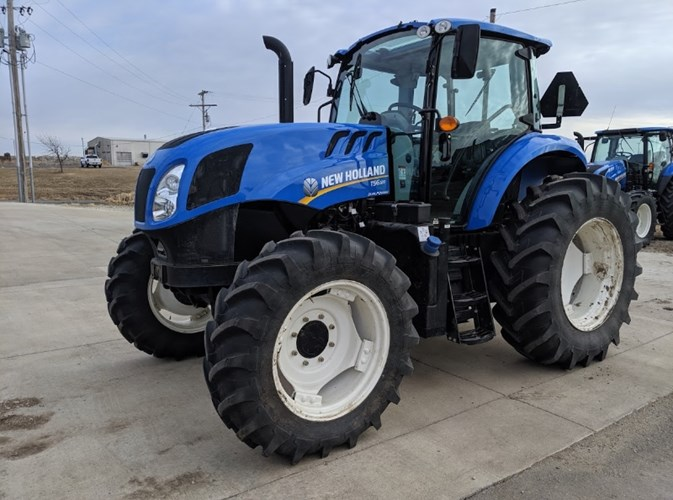 2018 New Holland TS6.120 Tractor For Sale
