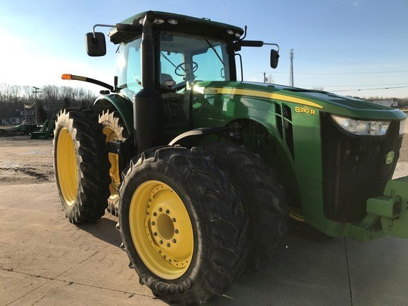 2012 John Deere 8310R Tractor - Row Crop For Sale