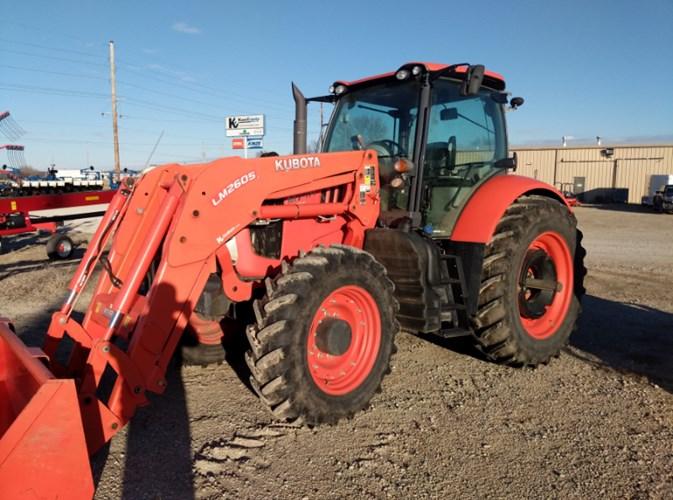 2016 Kubota M7-171 Tractor For Sale