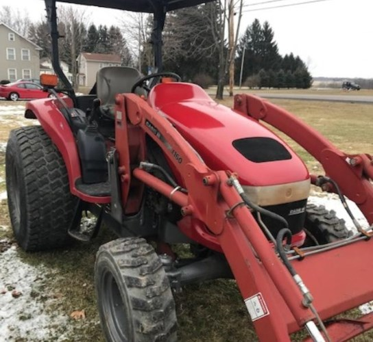 2001 Case IH DX35 Tractor - Compact For Sale