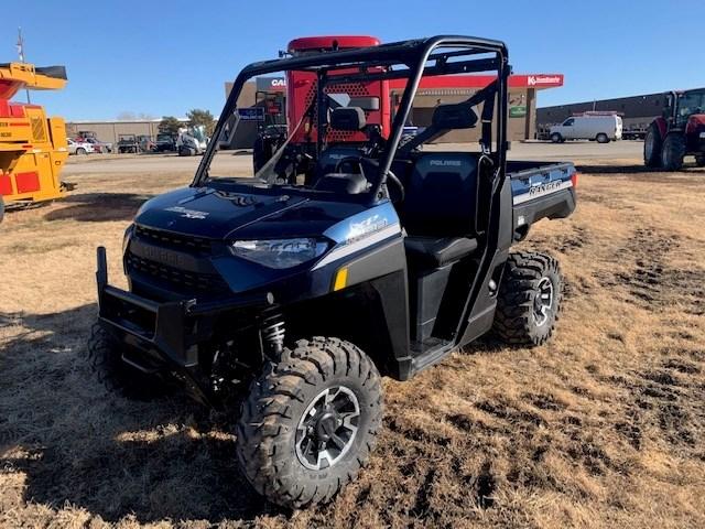 2019 Polaris R19RRE99AP Utility Vehicle For Sale