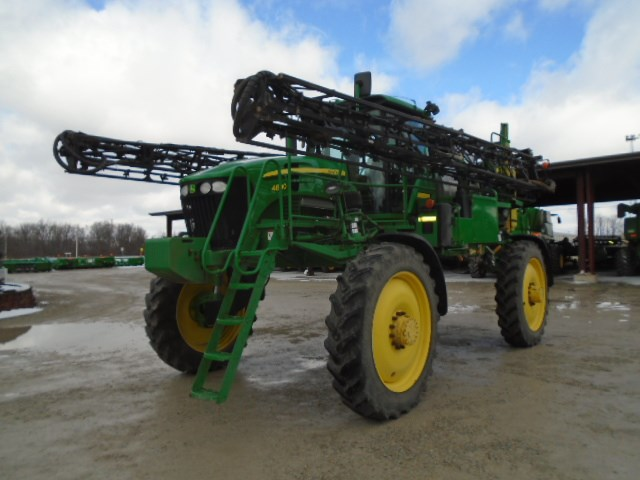 2013 John Deere 4830 Sprayer-Self Propelled For Sale
