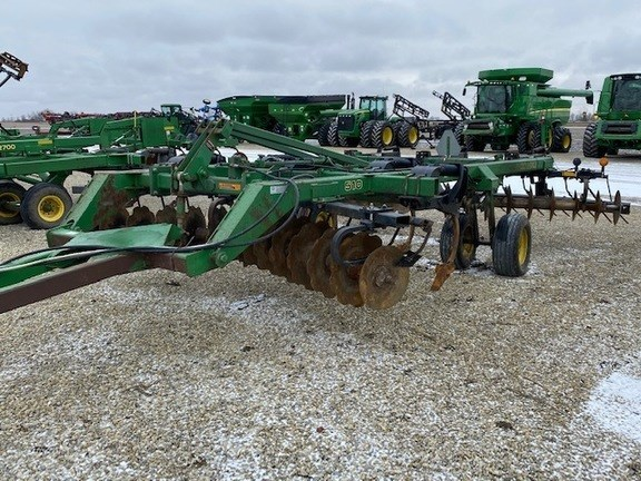 1994 John Deere 510 Rippers For Sale