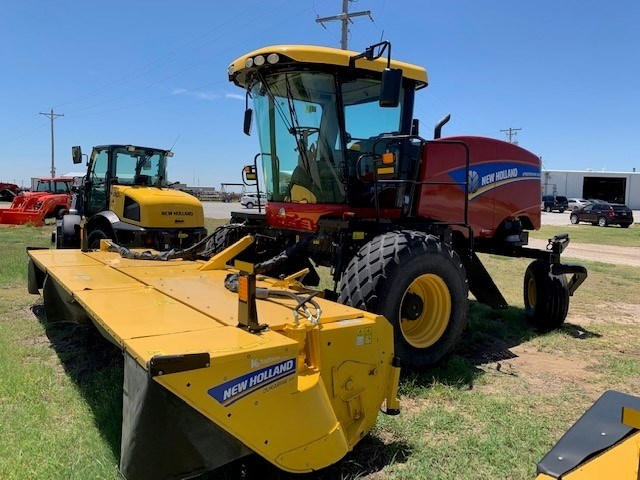 2017 New Holland SR260 Windrower-Self Propelled For Sale