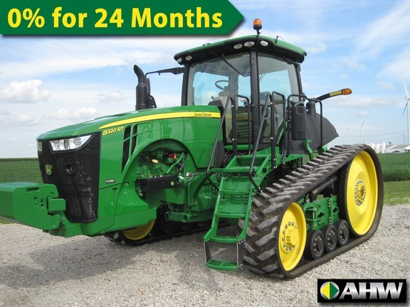 2019 John Deere 8320RT Tractor - Track For Sale