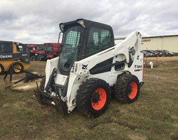 Skid Steer For Sale: 2015 Bobcat S750