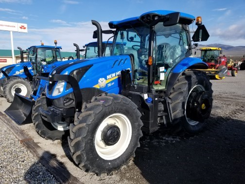 2020 New Holland T6.155 Tractor For Sale
