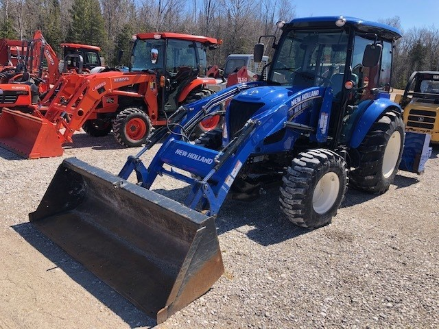 2016 New Holland BOOMER 41 Tractor For Sale