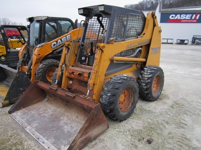 1999 Case 75XT Skid Steer For Sale