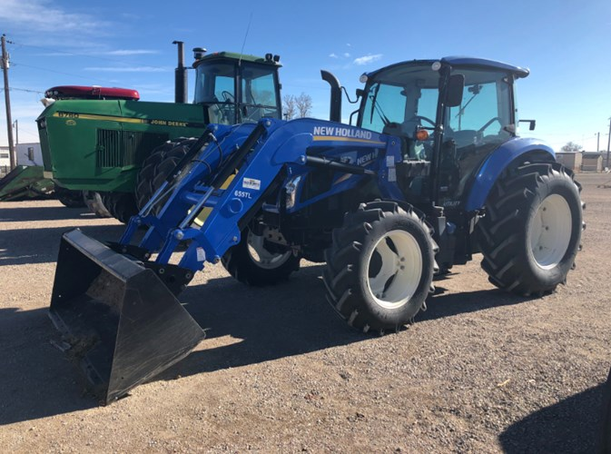 2017 New Holland T4.90 Tractor For Sale