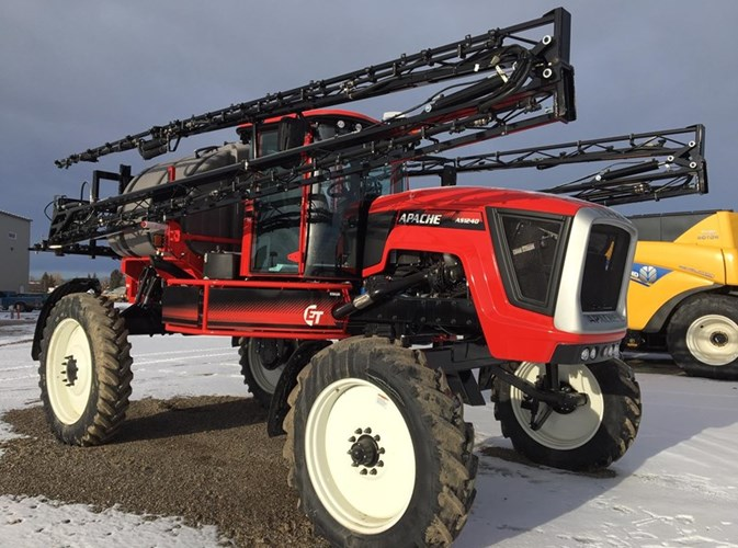 2020 Apache AS1240 Sprayer-Self Propelled For Sale