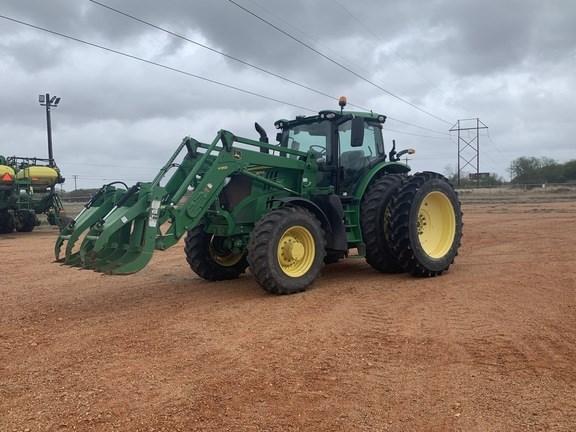 2017 John Deere 6175R Tractor - Row Crop For Sale