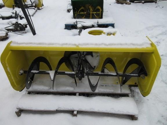 2014 John Deere 44 Snow Blower For Sale