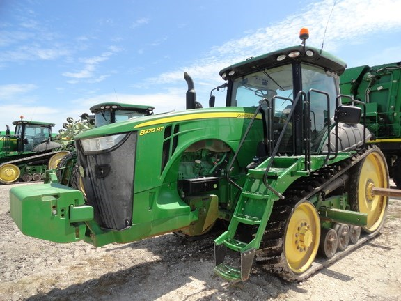 2014 John Deere 8370RT Tractor - Track For Sale