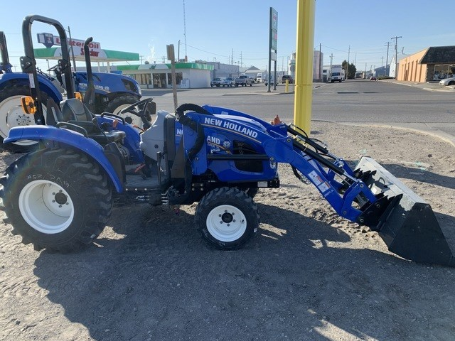 2020 New Holland BOOMER 35 T4B Tractor - Compact Utility For Sale