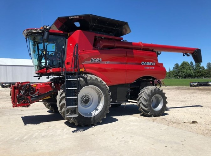 2019 Case IH 8250 Combine For Sale