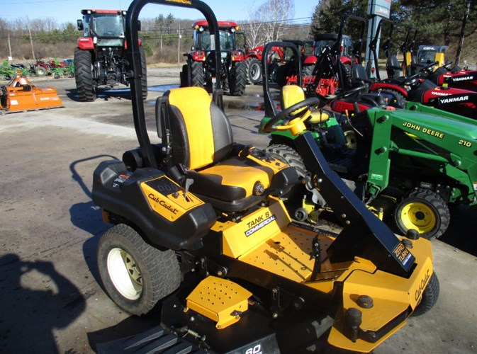 2015 Cub Cadet Tank S 60 Zero Turn Mower For Sale