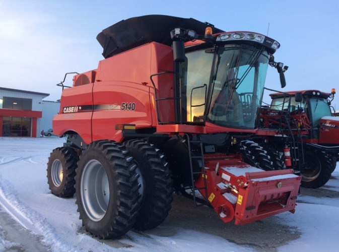2015 Case IH 5140 Combine For Sale