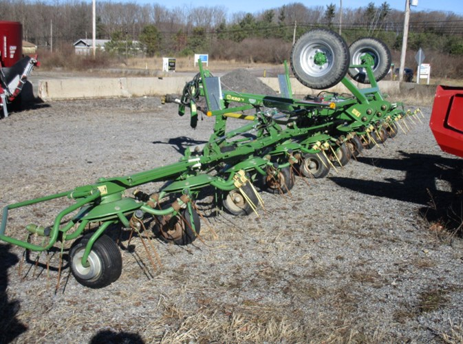 Krone KWT1122 Tedder For Sale