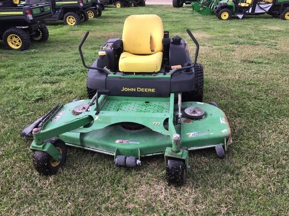 2004 John Deere 777 Zero Turn Mower For Sale