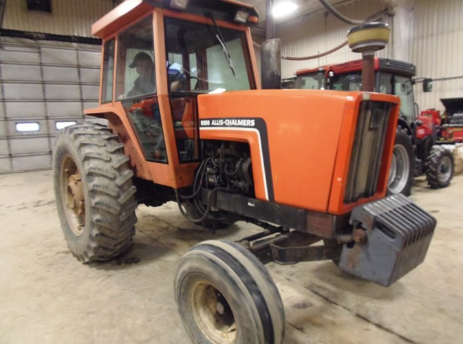 1996 Allis Chalmers 6080 Tractor For Sale
