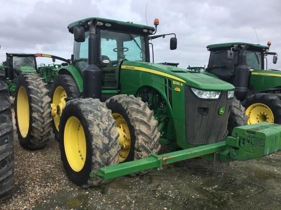 2012 John Deere 8335R Tractor - Row Crop For Sale