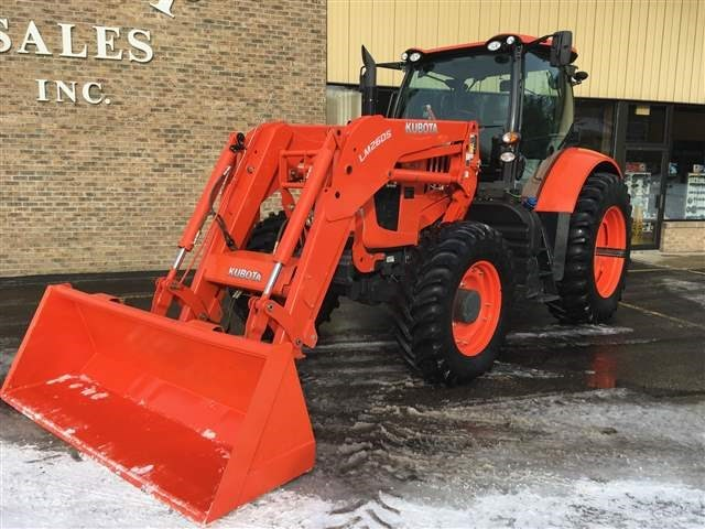 2016 Kubota M7-131P24MCS Tractor For Sale