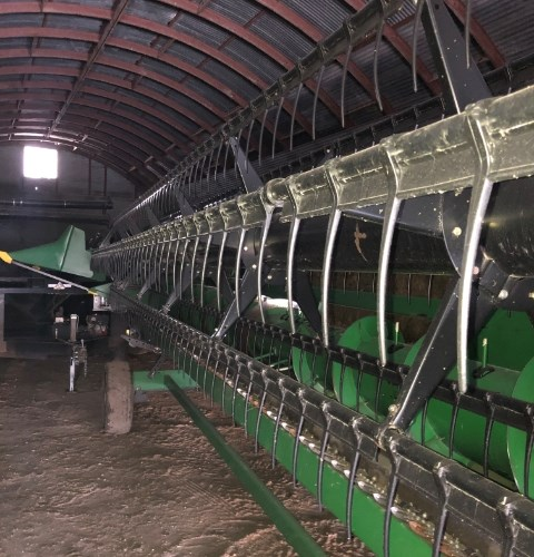 2014 John Deere 630F Header-Draper/Flex For Sale