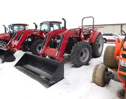 Tractor For Sale: 2018 Case IH Farmall 90C, 86 HP