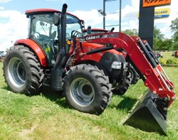 Tractor For Sale: 2018 Case IH FARMALL 100C