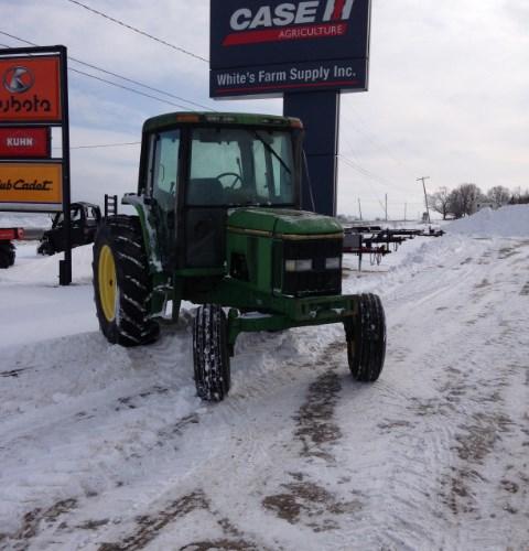 1993 John Deere 6200 Tractor For Sale
