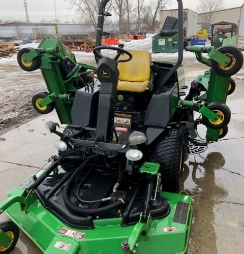 2000 John Deere 1600 Riding Mower For Sale