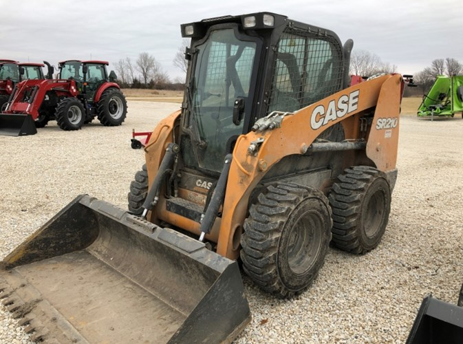 2017 Case SR210 Skid Steer For Sale