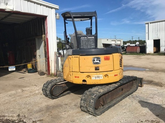 2012 John Deere 50D Excavator-Mini For Sale