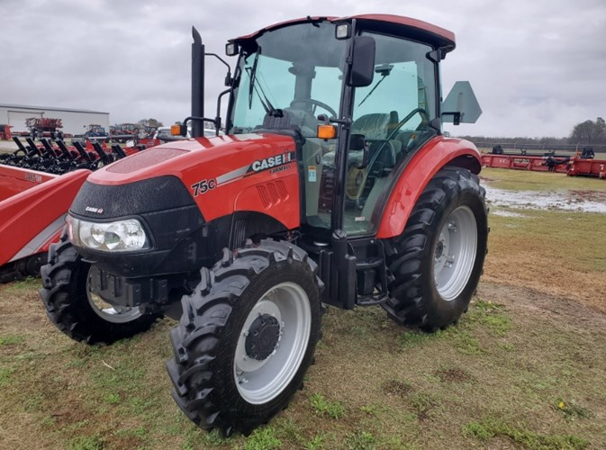 2016 Case IH 75C Tractor - Utility For Sale