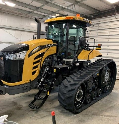 2016 Challenger MT775E Tractor For Sale
