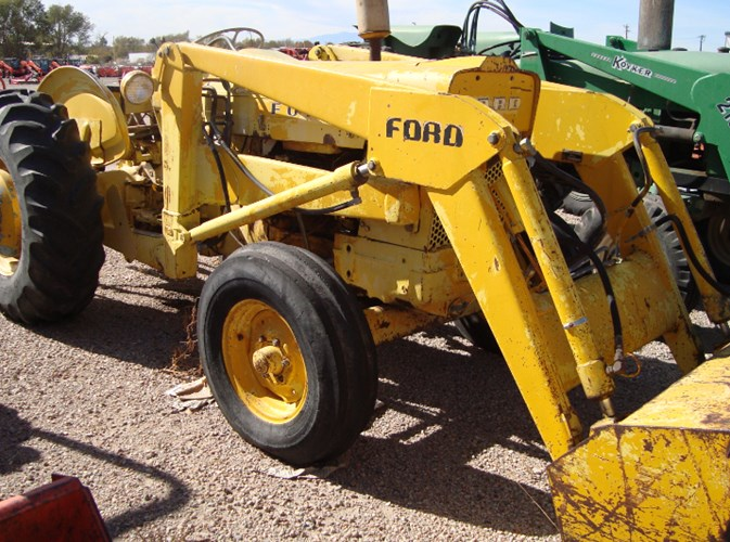 Ford 3500 Tractor For Sale