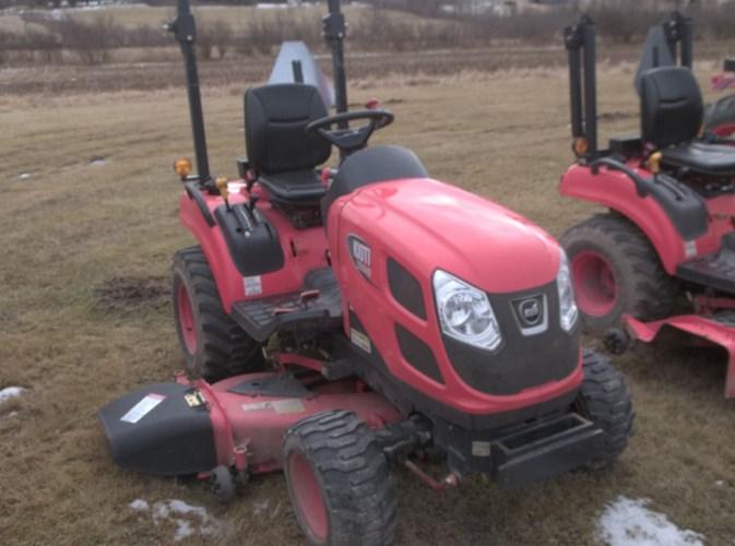 2014 Kioti CS2410 Tractor - 4WD For Sale