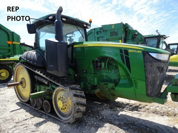 2016 John Deere 8370RT Tractor - Track For Sale