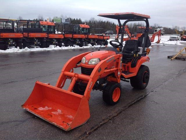 2006 Kubota BX2350 Tractor For Sale