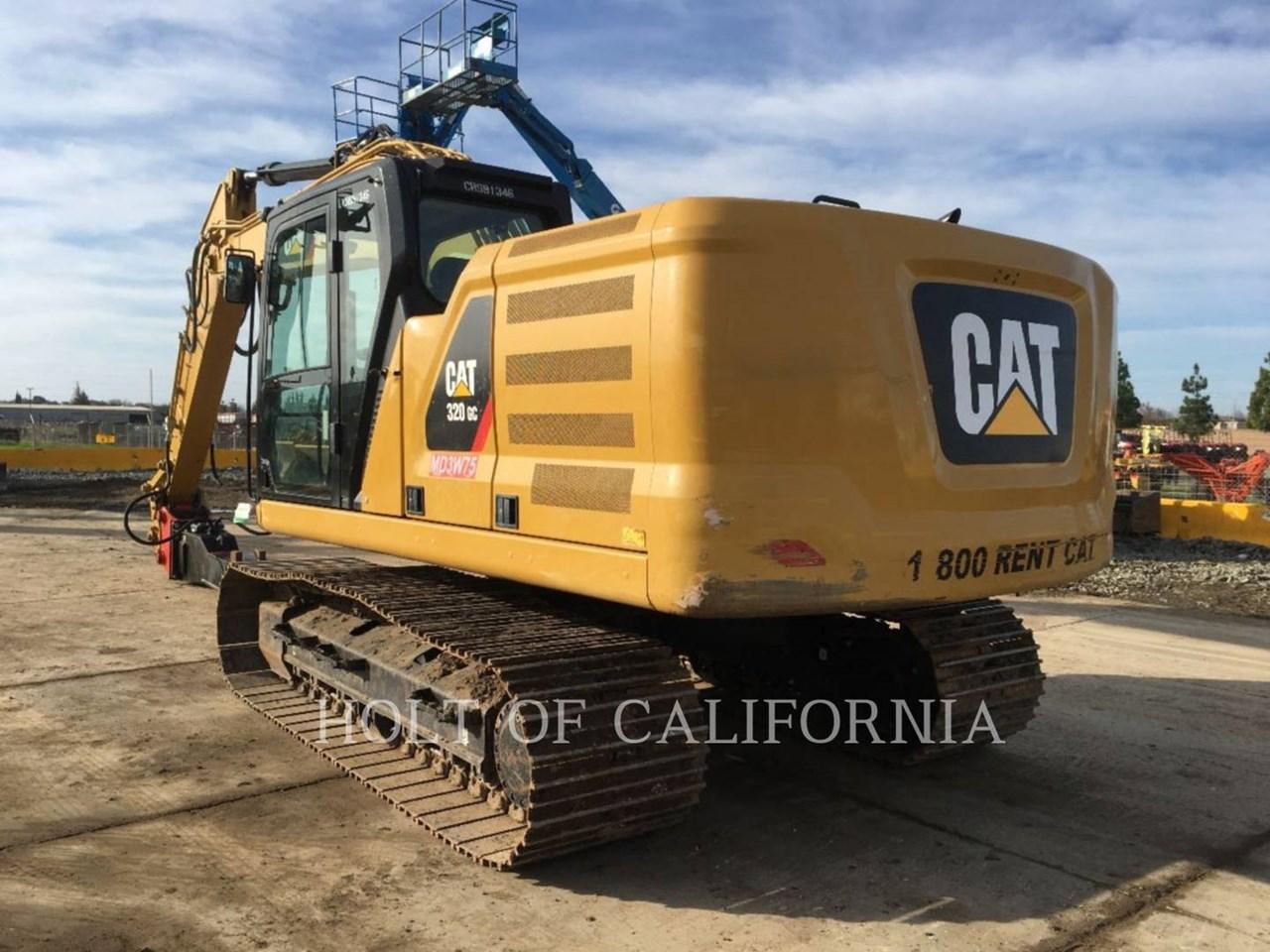 2018 Caterpillar 320GC Image 2