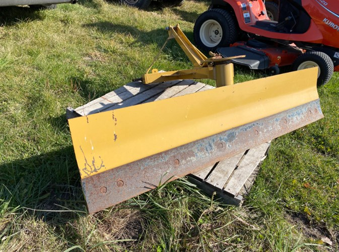 King Kutter 6' Blade Rear-3 Point Hitch For Sale