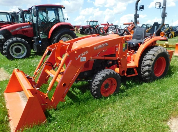 2019 Kubota L2501 Tractor For Sale