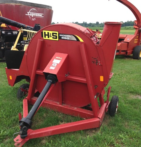 2018 H & S FB860 Forage Boxes and Blowers For Sale