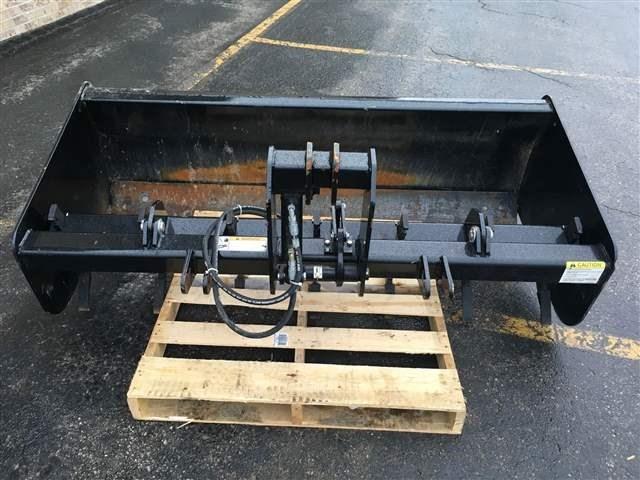 2011 Land Pride HR2572 Box Blade Scraper For Sale