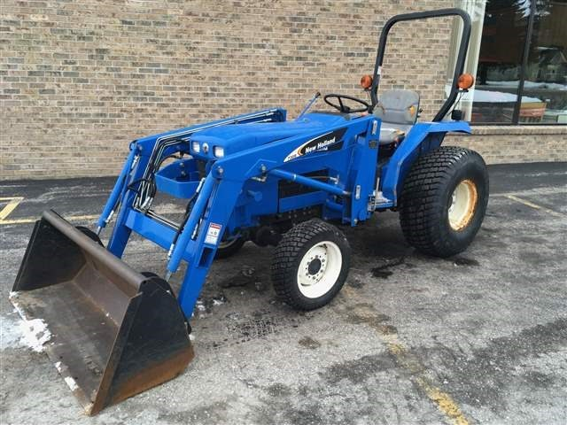 2004 New Holland TC30 Tractor For Sale