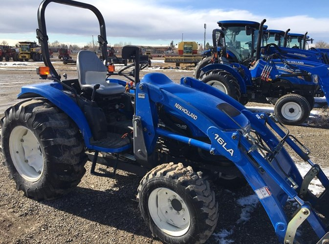 2001 New Holland TC35 Tractor For Sale