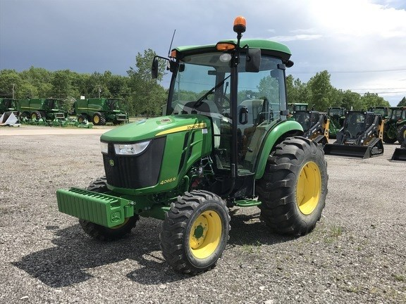 2017 John Deere 4066R Tractor - Compact Utility For Sale