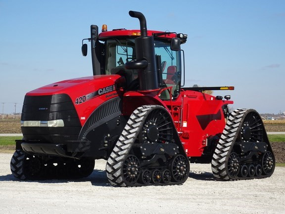 2015 Case IH STEIGER 420 ROWTRAC Tractor - Track For Sale
