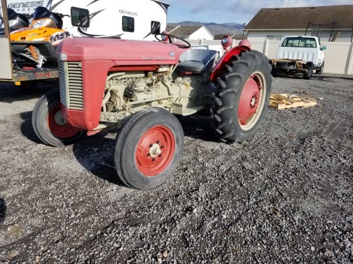 Massey Ferguson 35 Tractor For Sale